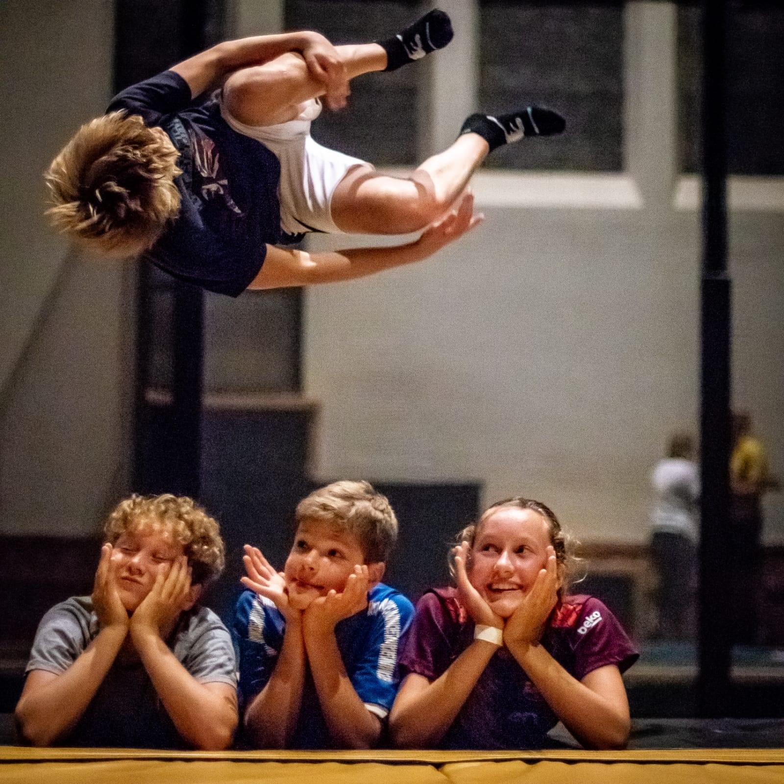 Flight Deck Academy Trampolinepark Jumples