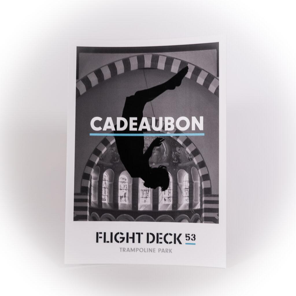 Extras Cadeaubon